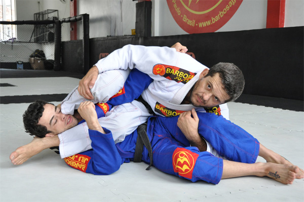marocs barbosda bjj master and judo black belt in japan