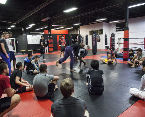 No Gi & Submission Wrestling in Mississauga
